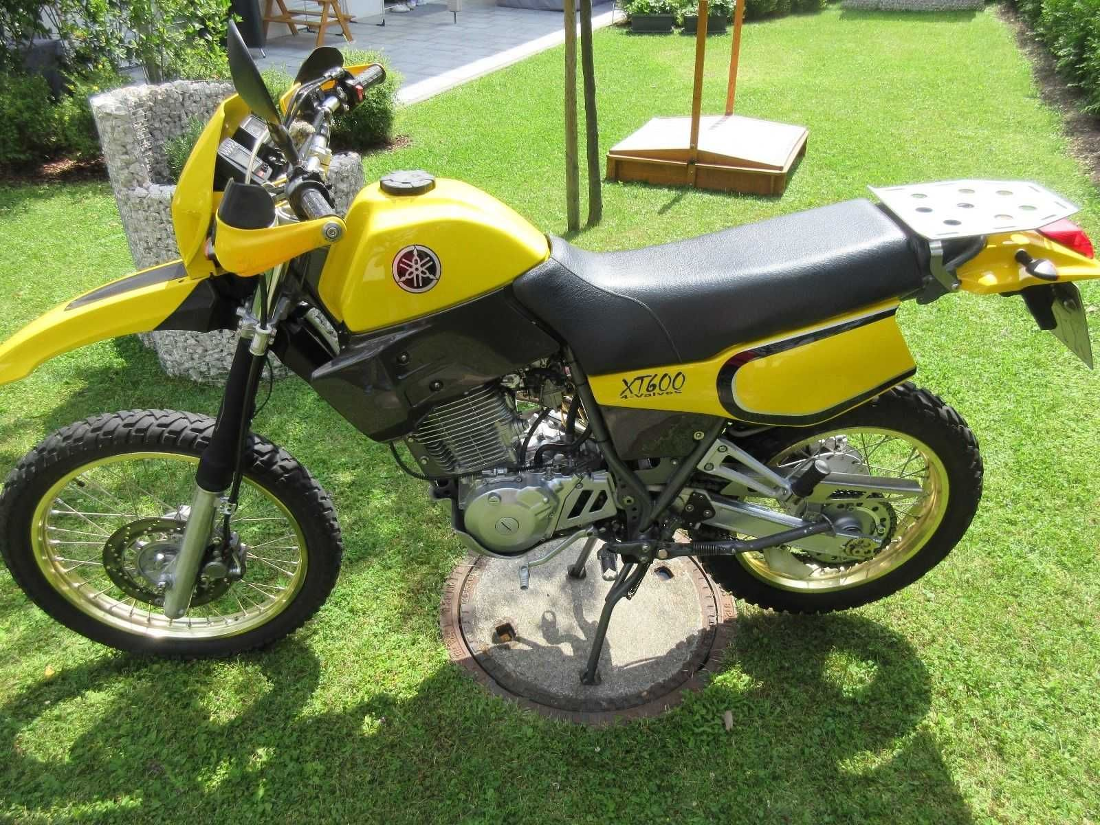 Yamaha xt 600 2kf