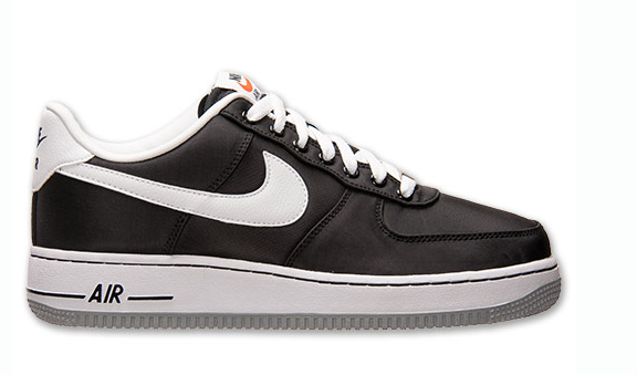 pretty nice 06eca 366aa ... Nike Air Force 1 Low Black Nylon Available Now ...