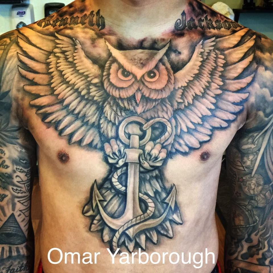 Image Result For Chest Piece Tattoo Female