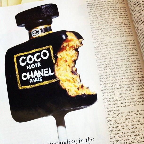 Chanel cake pops, anyone?
