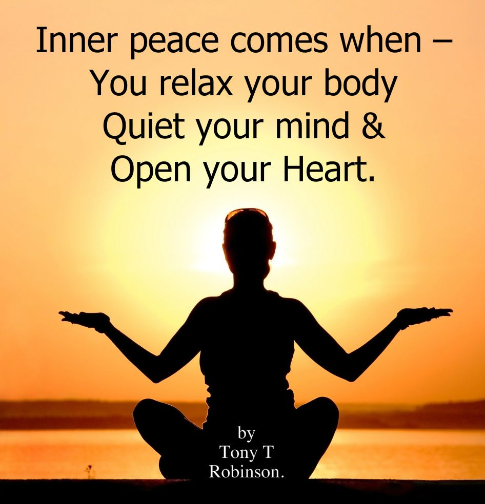 Peaceful Mind Peaceful Life Quotes Httptransformyourlife4Ever.wordpress20141025Daily