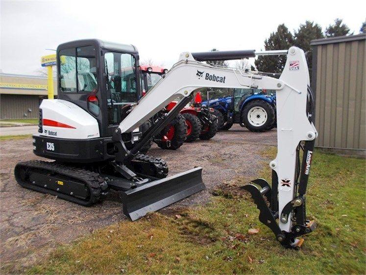 2017 Bobcat E35 Zts Excavator For Sale Repair Manuals Excavator