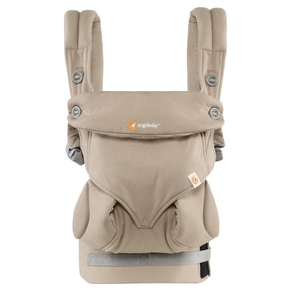 a46d4339072 Ergobaby 360 All Carry Positions Ergonomic Baby Carrier - Taupe ...