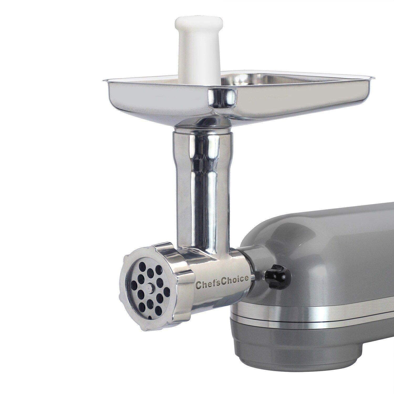 Chefschoice m797 premium stainless steel meat grinder
