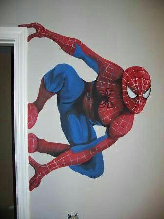 Spiderman - Knox | Pinterest - Slaapkamer jongens, Jongens en Slaapkamer