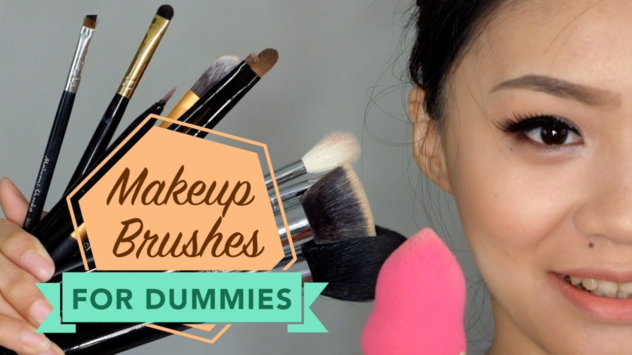 The Right Tools Will Make A Good Makeup This Video Is About My Weapon Of Choice And How I Usually Used It Tutori Best Makeup Products Makeup Brushes Makeup