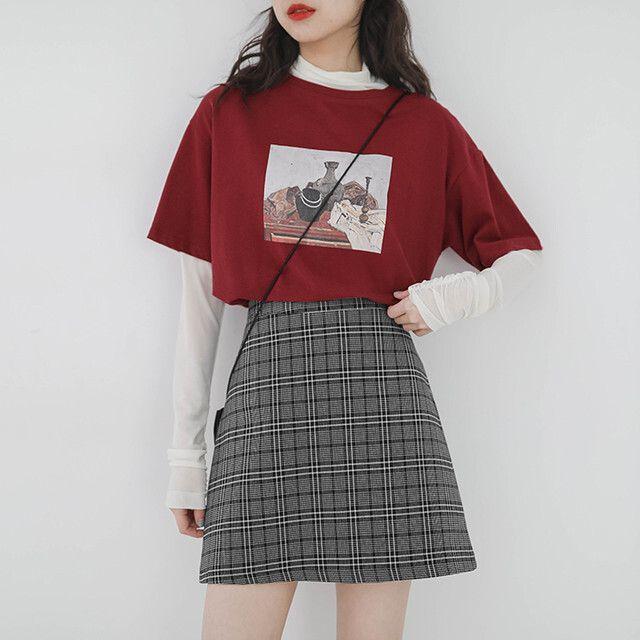 Photo of Se scegli questi vestiti, sarà una ragazza coreana.