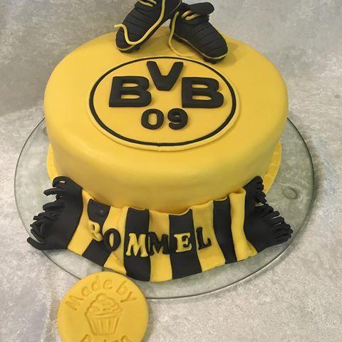 Ber google auf gefunden bvb torte cake for Kuchen dortmund