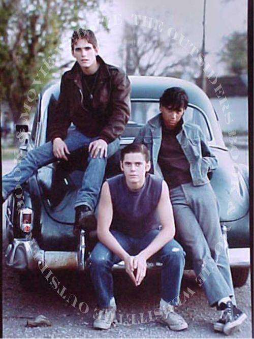 What Kind Of Car Did Cherry Drive In The Outsiders