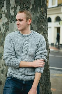 A Simple Chunky Cosy Sweater Perfect For Snuggling Up In On Cold