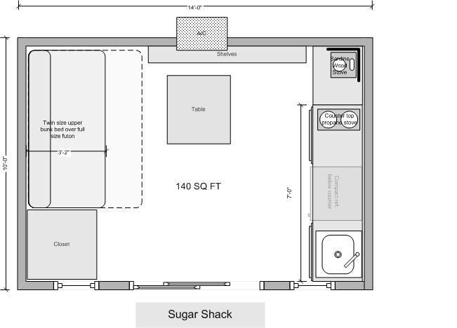 Building Plans Sugar Shack Home Plans Home Design House Plans Building Plans Sugar Shack
