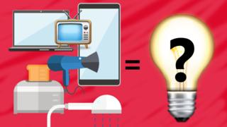 """Algunas de nuestras casas pueden parecer auténticos cibercafés: tabletas, laptops, teléfonos inteligentes (uno o más para cada miembro de la familia) y consolas de videojuegos compiten hoy por un turno en los tomacorrientes de las paredes con los electrodométicos tradicionales. Pero como no podemos """"verla"""", no alcanzamos a imaginar cuánta electricidad están consumiendo. Aunque puede haber variaciones significativas dependiendo de tamaños y modelos, algun"""