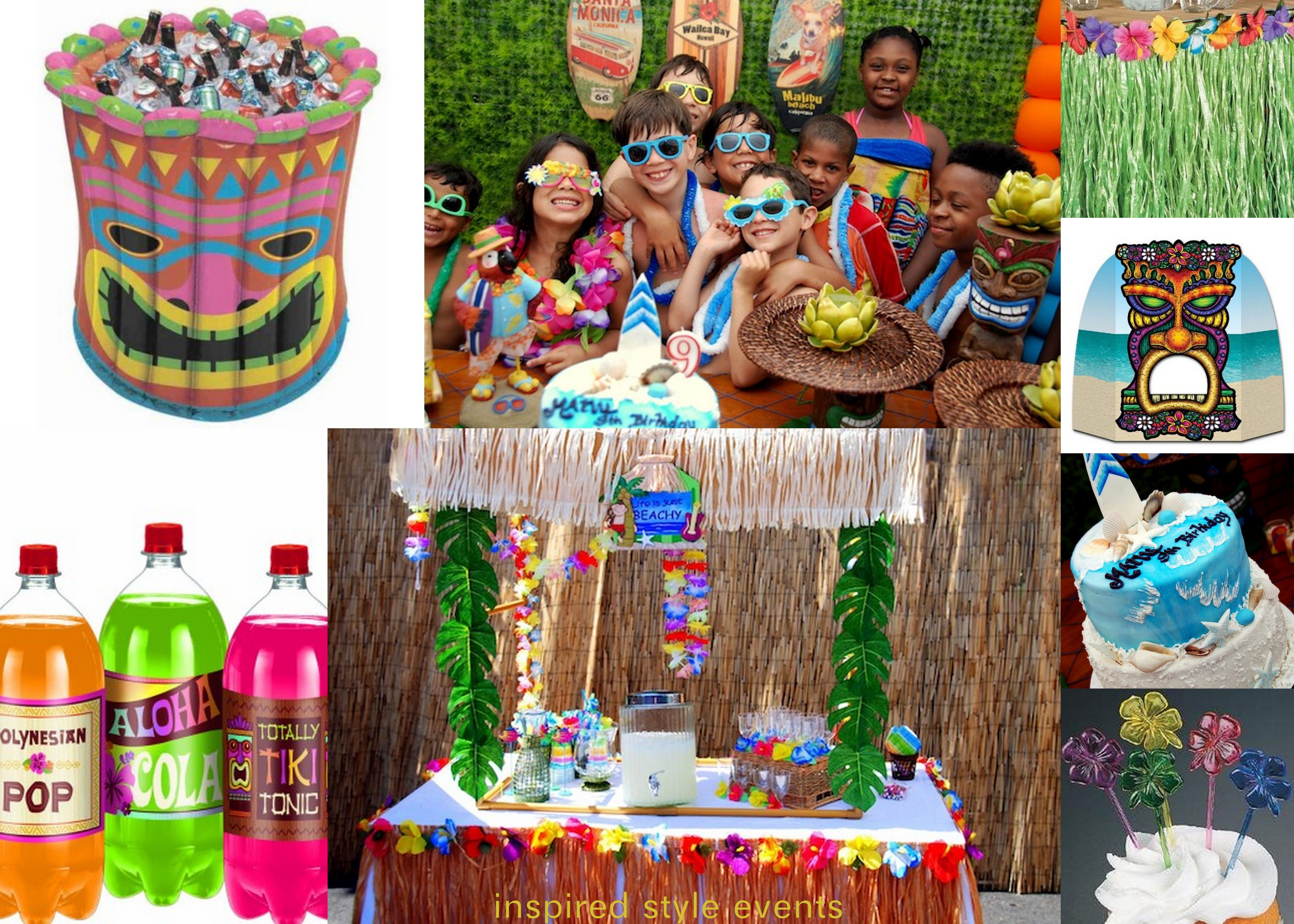 Hawaiian luau party ideas hawaiian luau party for Event planning ideas parties