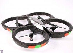 The AR Drone 2.0