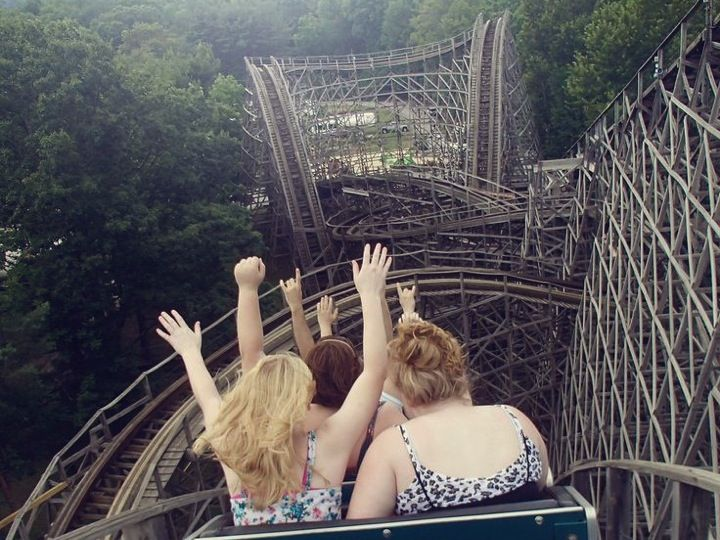 descriptive essays on roller coasters Scared famous roller coaster essay example roller coaster phobia is a colloquial  and slang term describing energy in a roller coaster ride for most roller.
