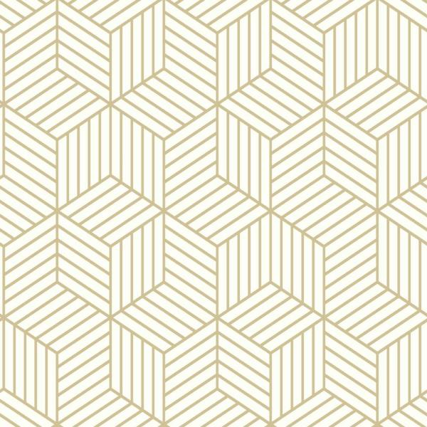 Roommates Stripped Hexagon Peel And Stick Wallpaper Covers 28 18 Sq Ft Rmk10704wp The Home Depot In 2021 White And Gold Wallpaper Peel And Stick Wallpaper Embossed Wallpaper