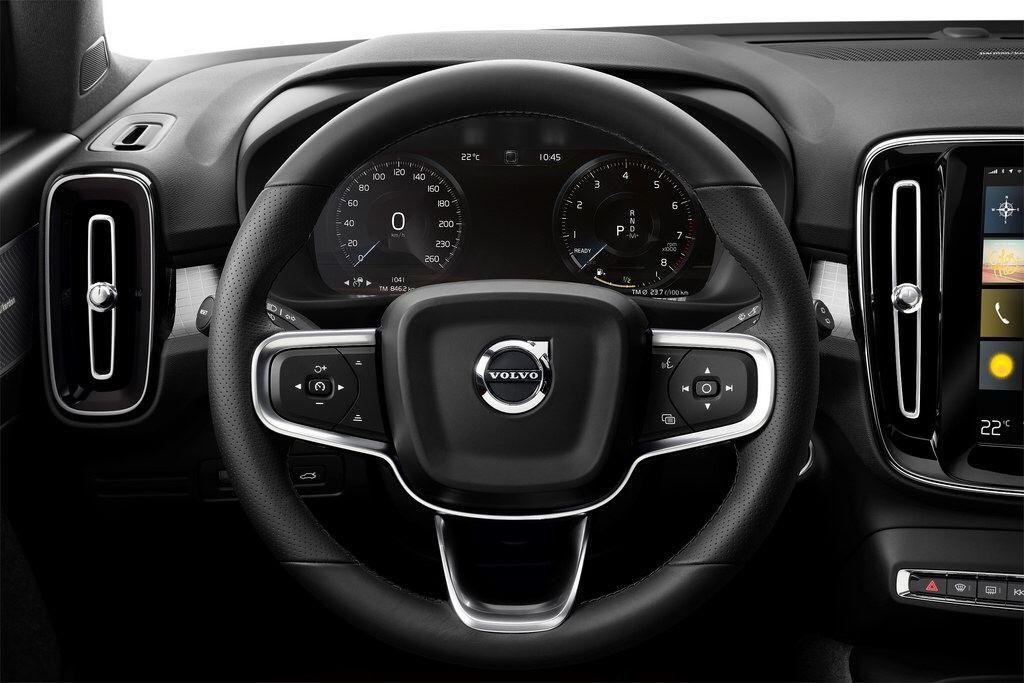 New Volvo Xc40 Interior Volvo Small Suv Volvo Cars