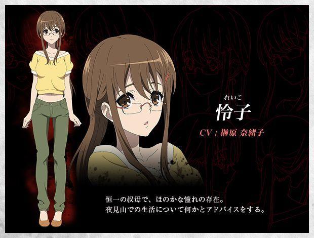 Another Anime Is Mei Dead