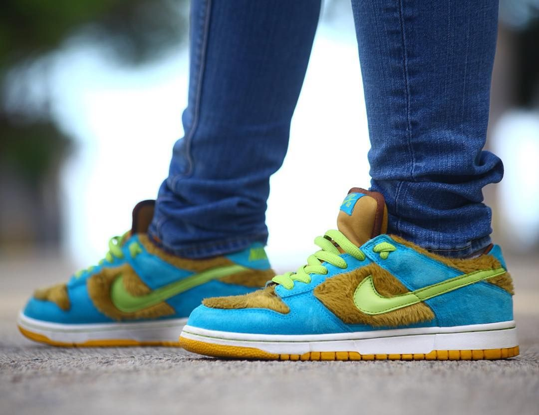 new arrival d1acd 49634 Nike Dunk Low Pro SB 3 Bears Pack