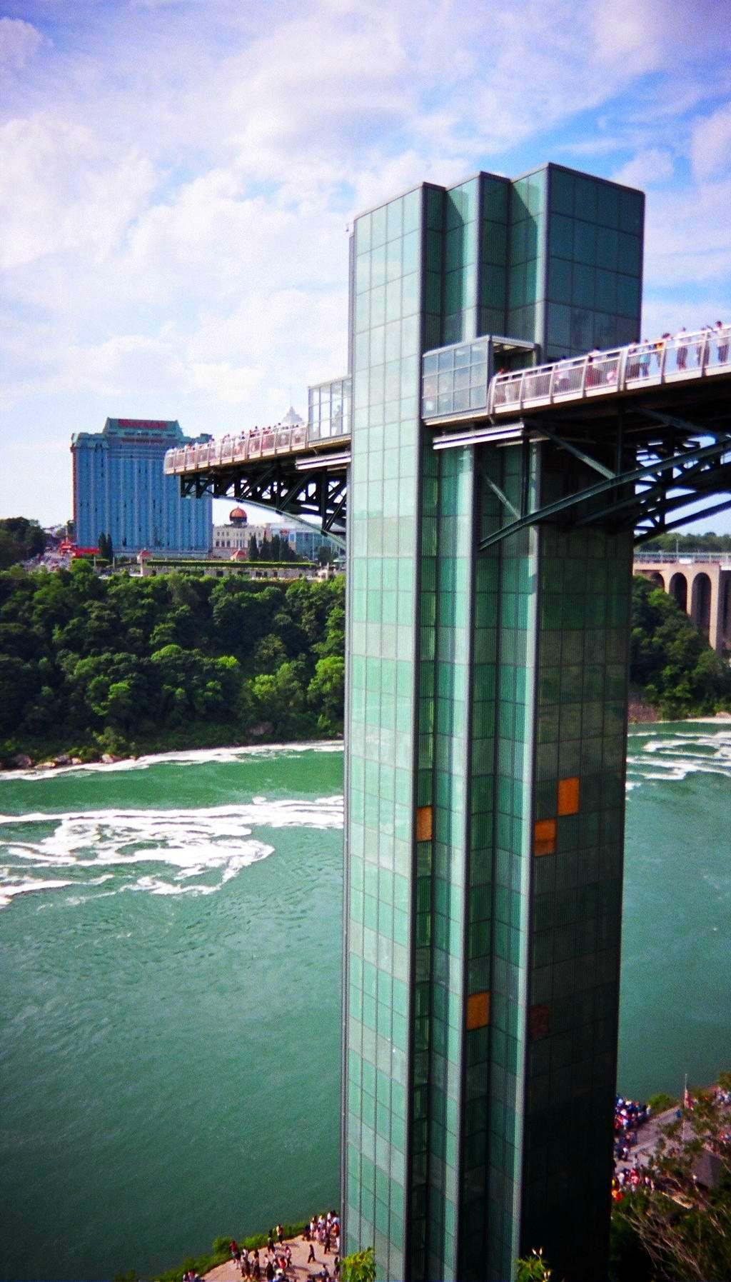 Niagara Falls Observation Deck