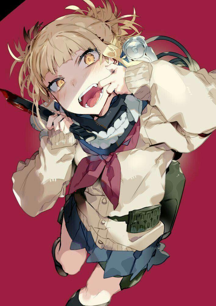 Himiko Toga Boku No Hero Academia Anime Hero Toga