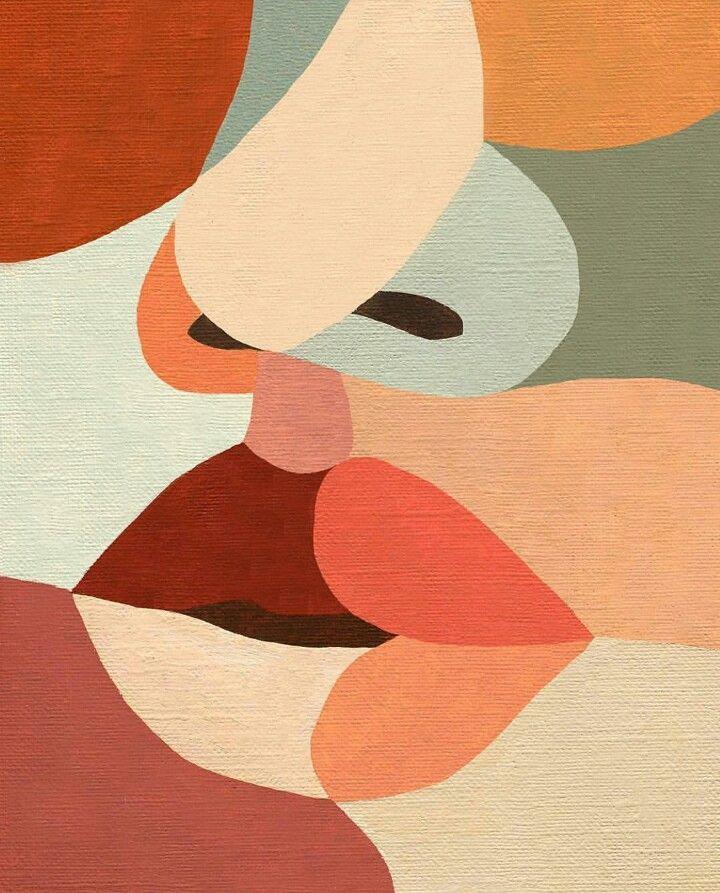 Beso ardiente, beso tibio, beso mojado, beso seco, beso largo, beso corto. Todos los besos contigo mi amor, pero nunca un beso frío. T.A