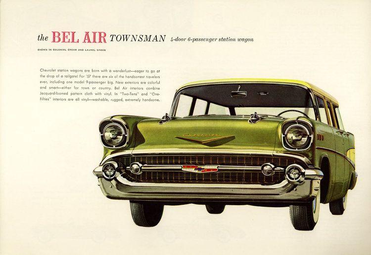 Tunnelram Chevrolet 1957 Bel Air Townsman Jpg Chevrolet 1957 Chevrolet 1957 Chevy Bel Air