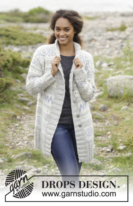 Svalbard | knit women\'s cardigans/jackets (colorful) | Pinterest ...