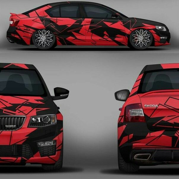 Folie Auto Llumar By Mago Design Strada Veseliei Nr A Sector - Best automobile graphics and patterns