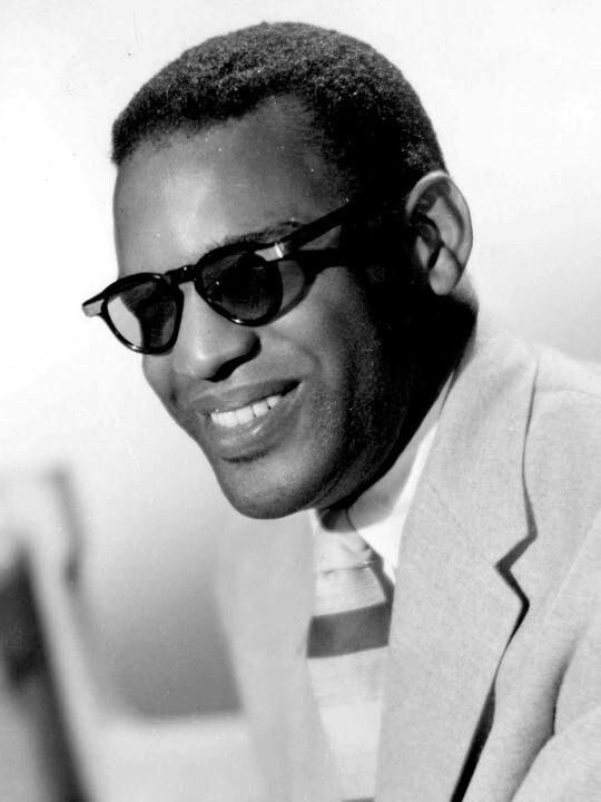 Image result for young singer ray charles