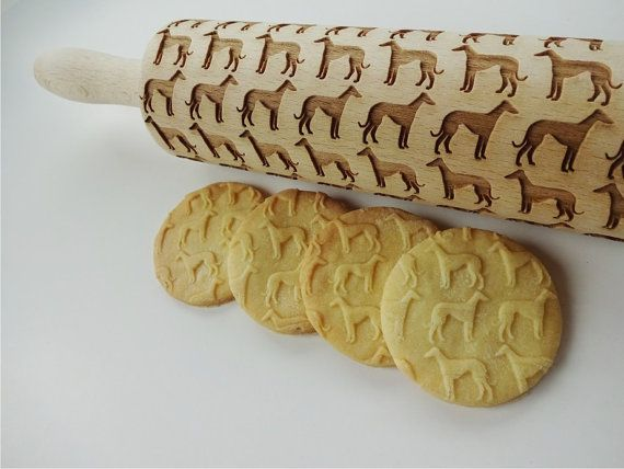 Rolling Pin Greyhound Dogs