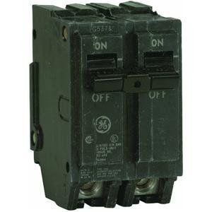 Ge Industrial Dept Thql2130 Double Pole Circuit Breaker 120 240v Two 1 Spaces Required Ul Listed No Thql21 With Images General Electric Electrical Breakers Breakers