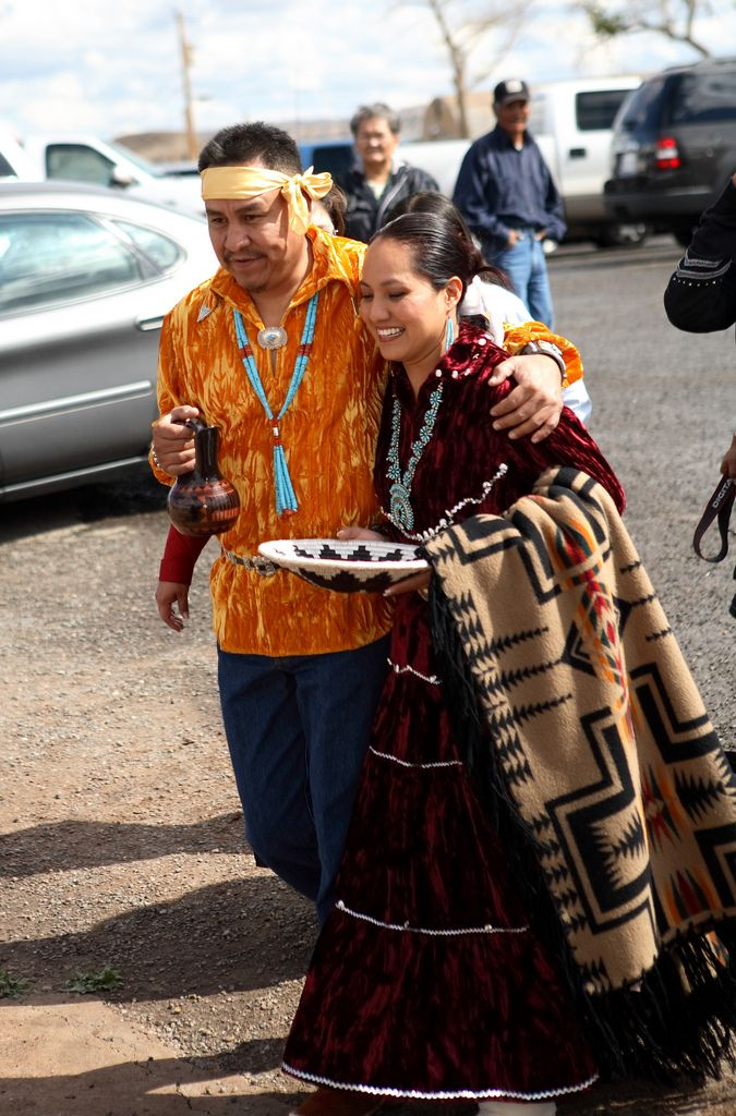 Navajo Wedding | Navajo Dine\' | Pinterest | Historia