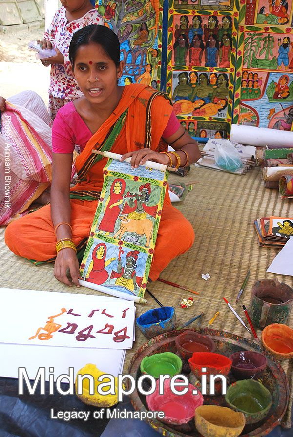 Ethno Magic Going Global Bangla Natak Dot Com 2 Patachitra