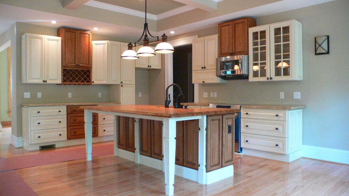 Mission style kitchen remodel for the home pinterest beautiful