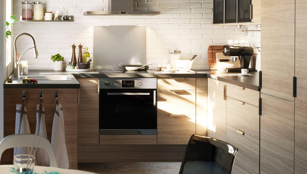 Una cocina pequeña para toda la familia | Home Sweet Home ...