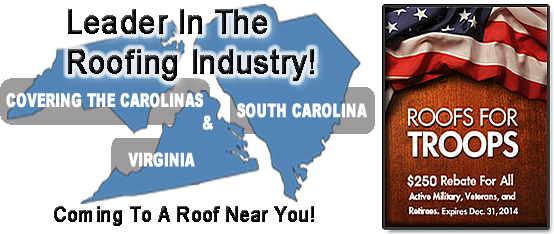 Mitchell Roofing Inc Burlington Nc Residential