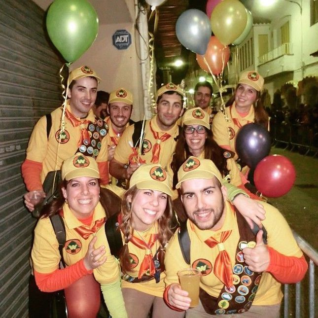 100 Awesome Group Halloween Costume Ideas for 2015 Group halloween - cool group halloween costume ideas