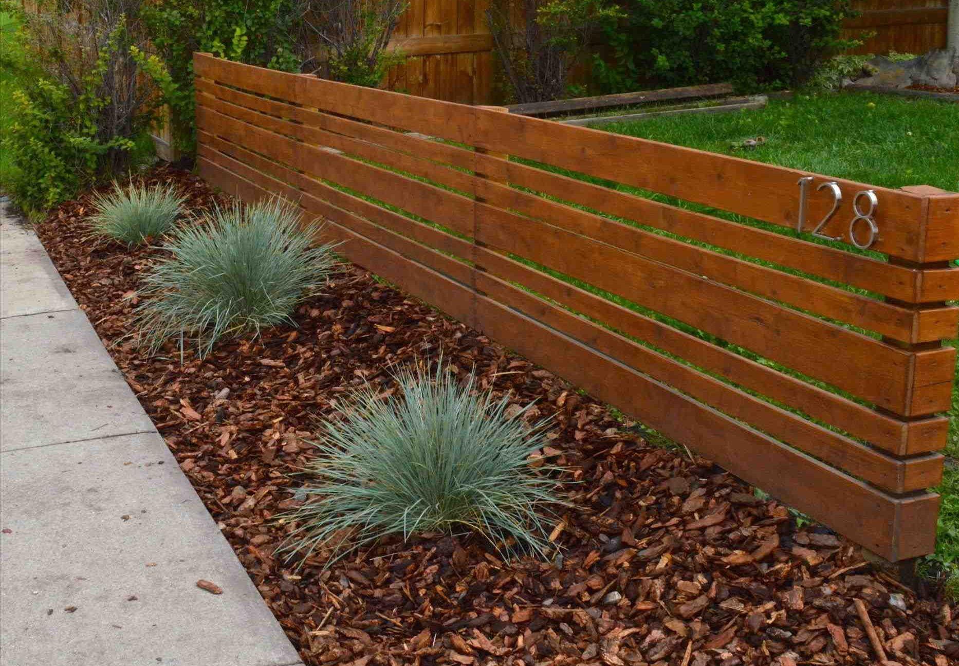 Pin On Limerick Modern front garden fence ideas