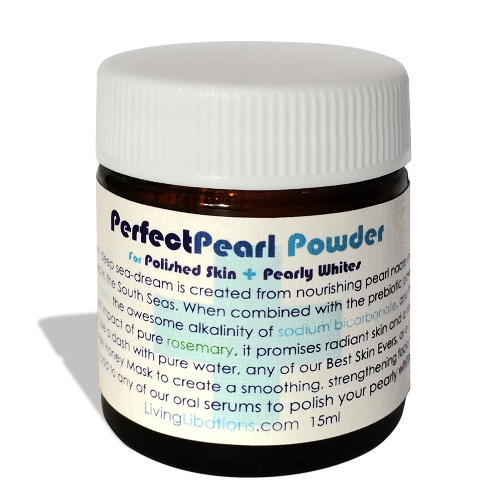 Perfect Pearl Powder Body Ablutions Renegade Beauty Care Products Pearl Powder Diy Acne Treatment Skin Care Exfoliation