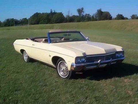 My First Car The Banana Peel 1970 Yellow Chevy Impala Convertible Chevy Impala Impala American Classic Cars