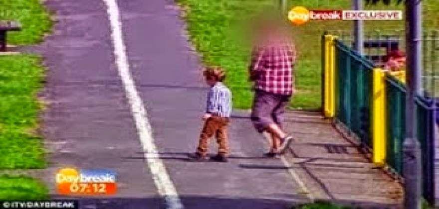 Η ΜΟΝΑΞΙΑ ΤΗΣ ΑΛΗΘΕΙΑΣ: Συγκλονιστικό βίντεο: Δείτε πώς απαγάγουν παιδιά μ...