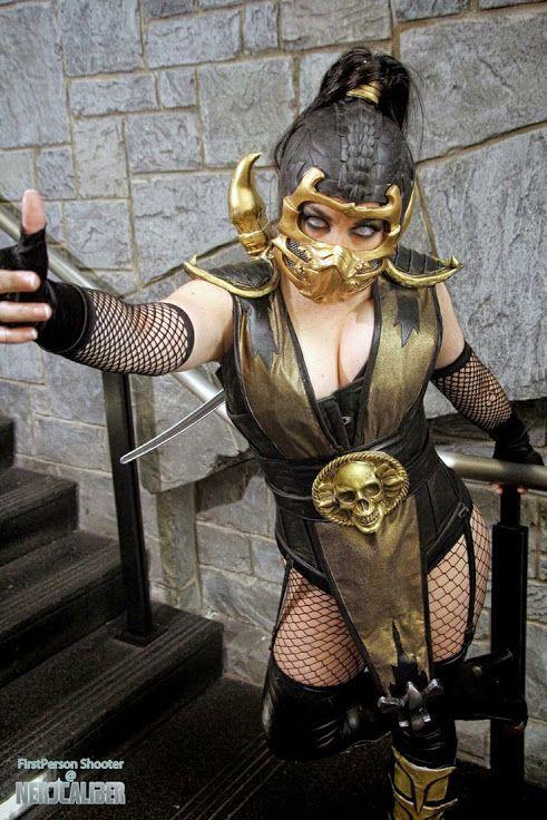 Pin by Lukaš Zmatlík on Scorpions and Sub-Zero girl Pinterest - no cost halloween costume ideas