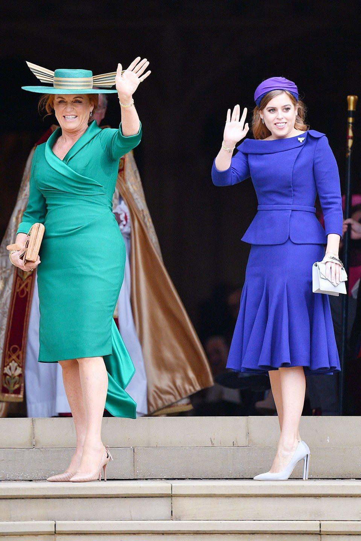 The MustSee Moments at Princess Eugenie's Royal Wedding