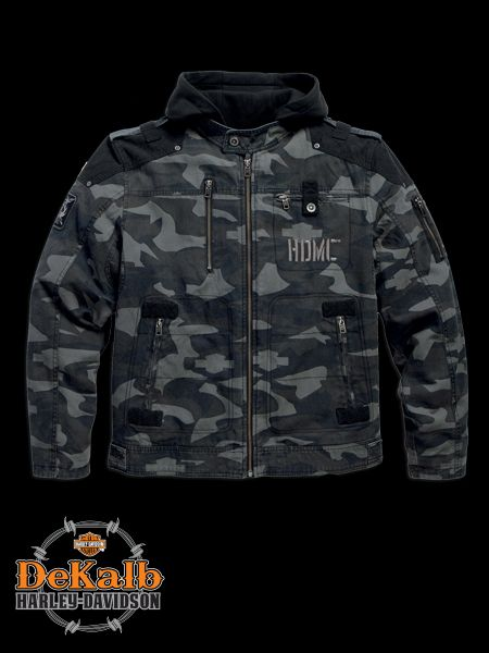 452f4aa142ef6 Harley-Davidson Camo Jacket | Fashion | Camo jacket, Jackets, Fashion