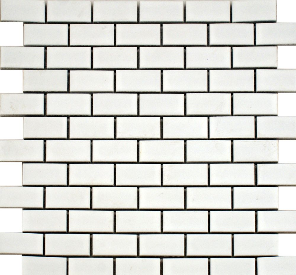 White brick bond tiles tile samples pinterest brick bonds leading tile specialists low prices on tiles dailygadgetfo Images
