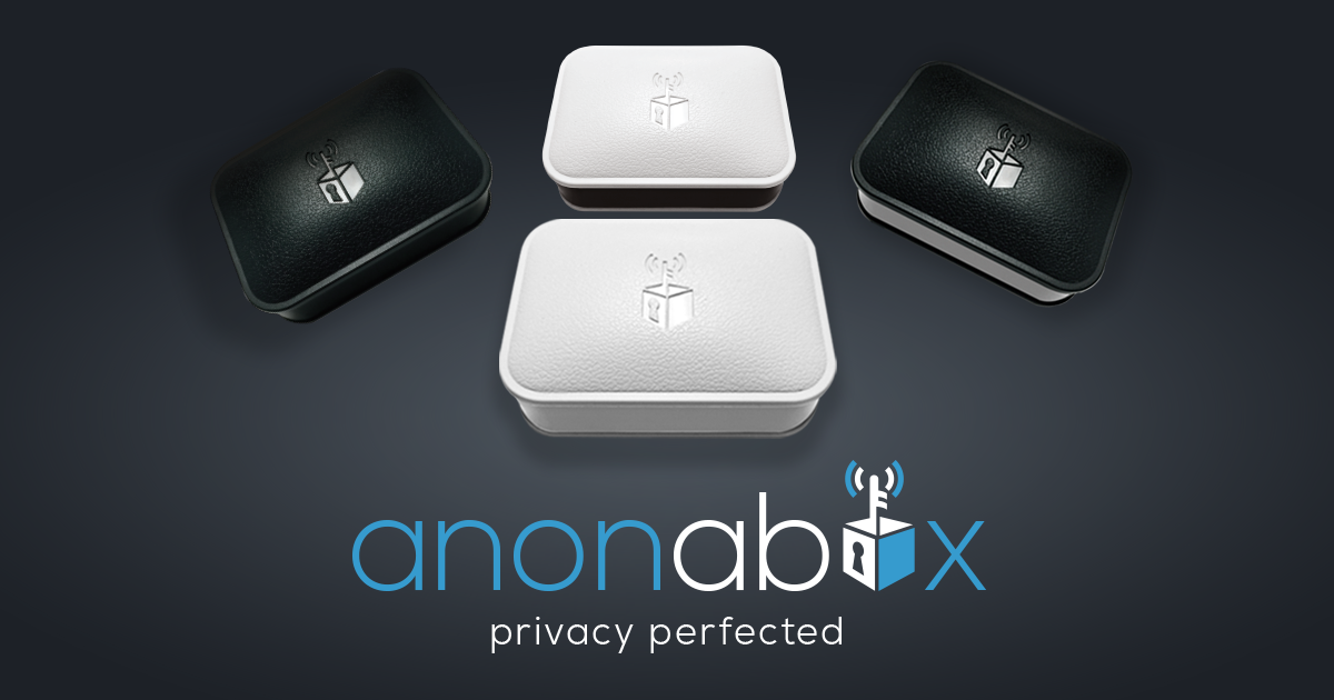 Anonabox routers add a robust layer of anonymity & privacy