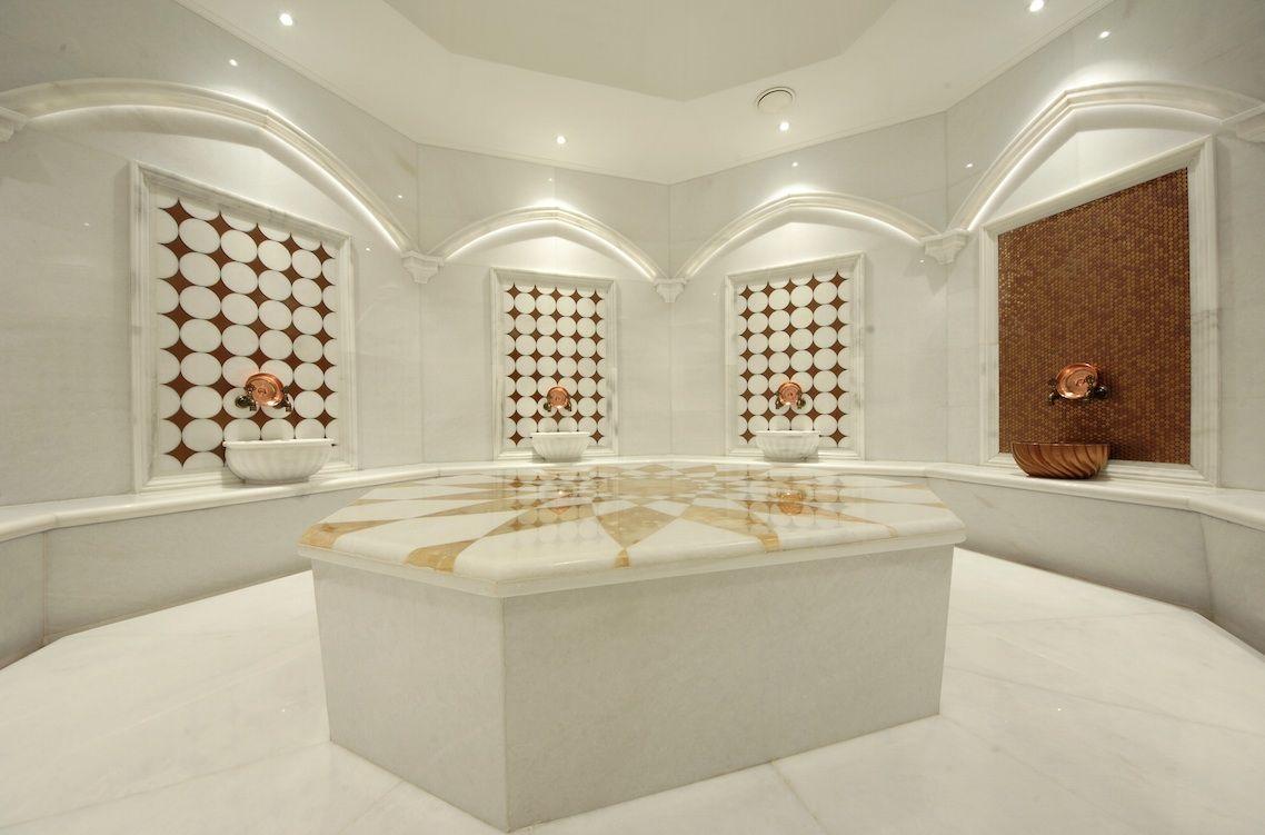 Türk Hamamı Turkish Bath | Aneta Spa & Wellness Center | Pinterest ...