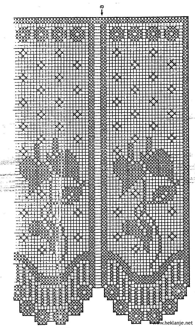 duga-shema.jpg (800×1348) | serwetki | Pinterest | Gardinen ...
