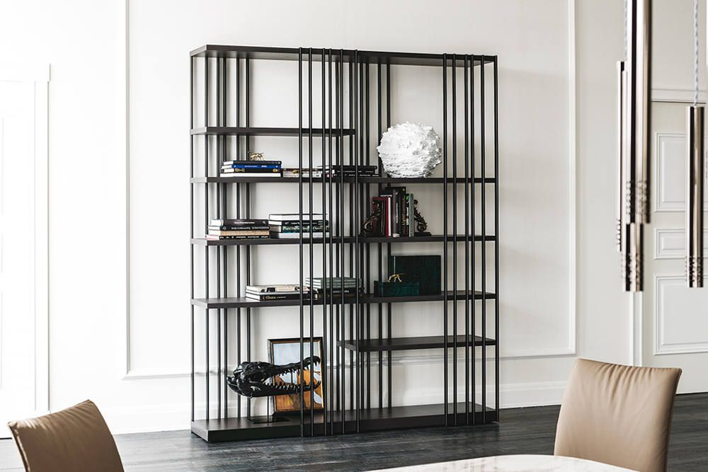 Arsenal Bookcase (With images) Cattelan italia, Metal